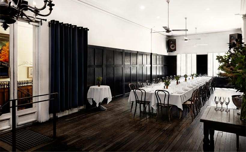 83 private dining room melbourne private dining for Beautiful private dining rooms melbourne